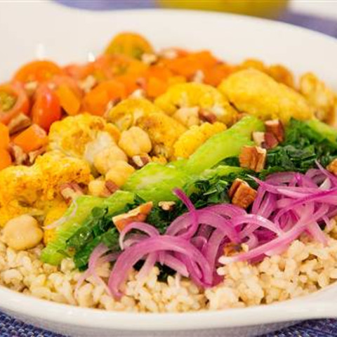 Live Dirty Eat Clean Signature Bowl
