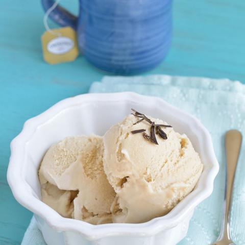 London Fog Ice Cream Recipe