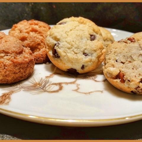 Low Carb Almond Flour Cookies