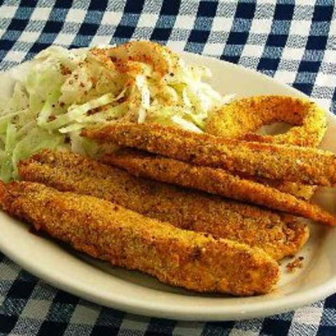 Low carb breaded fish for Low carb fish recipes
