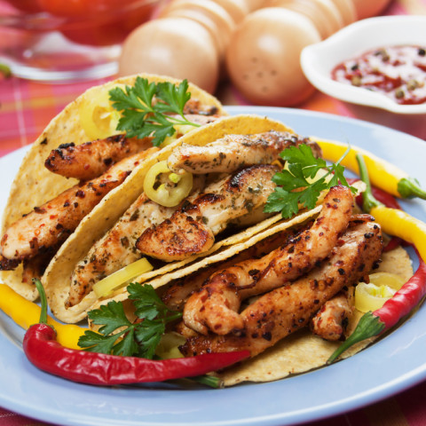 Member Recipes for Shredded Chicken Tacos