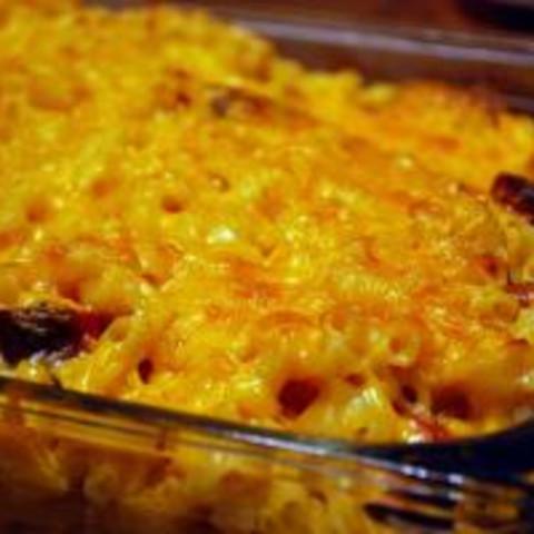 Macaroni & Cheese Surprise!