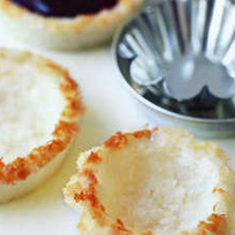Macaroon Crusts