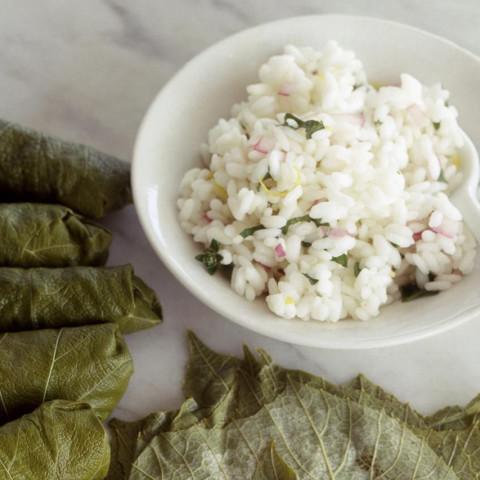 Make Your Own Dolmas (Stuffed Grape Leaves) Recipe