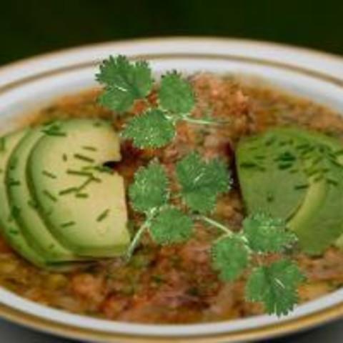 Mama Avila's Chicken Soup