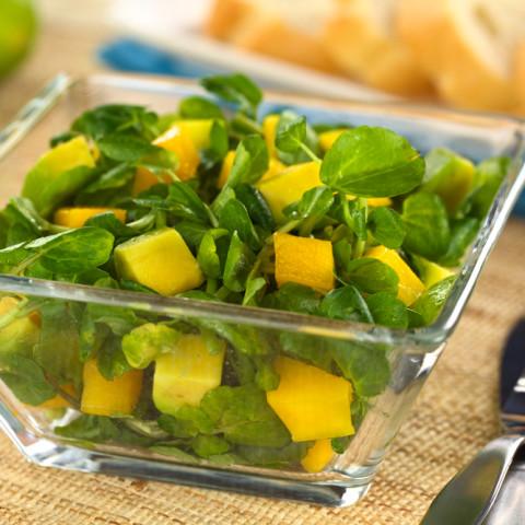 Mango - Avocado Salad