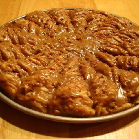 Maple Coffee Cake