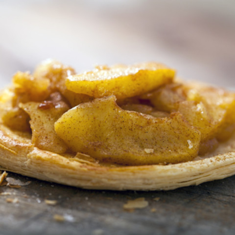 Maple Spiced Apple (Diabetic)