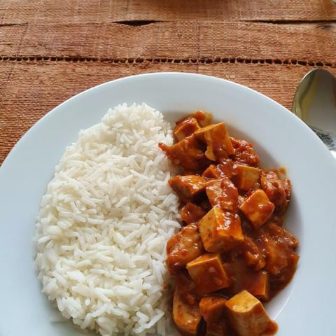 Mapo Tofu Coreà