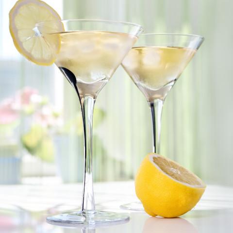 Martini-lemon Drop