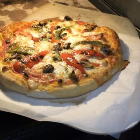 Masa para Pizza (Thermomix)