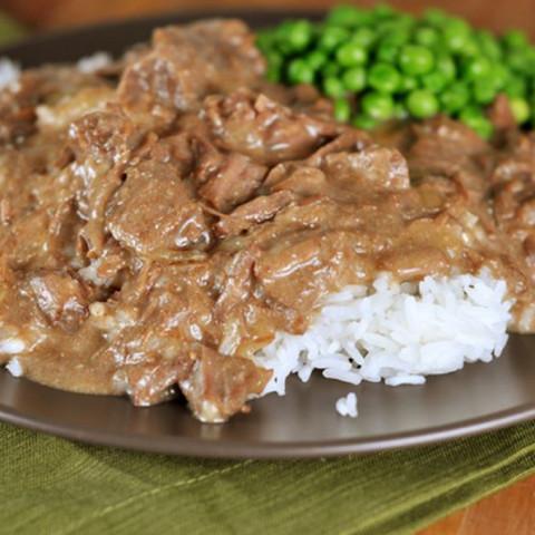 mels kitchen cafe ultimate beef stroganoff slow cooker - Mels Kitchen Cafe