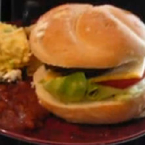 Memorial Day Onion Burgers
