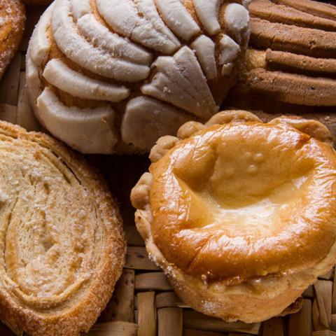 Mexican bread 🥘