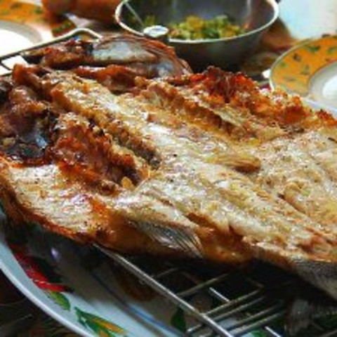 Mexican Style Grilled Fish (sarandeado)