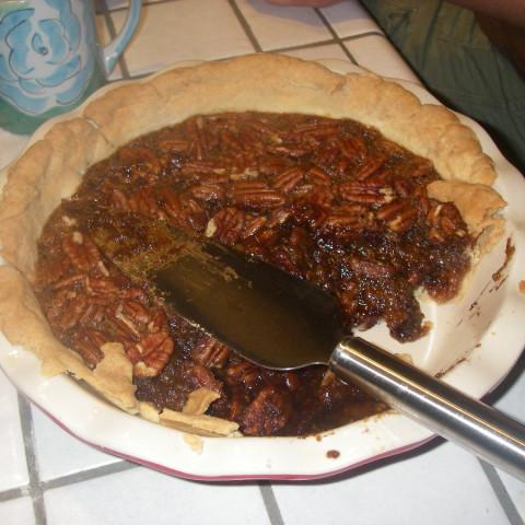 Mia's Pecan Pie