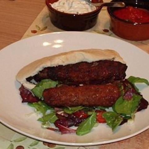 Middle Eastern Kebabs