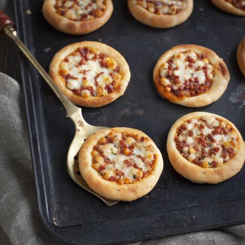 Mini Party Pizzas