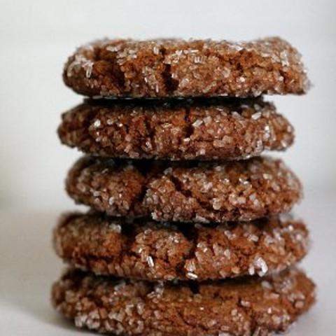 Molasses Cookies Grandma Jean S