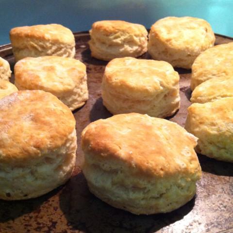My Favorite Buttermilk Biscuit