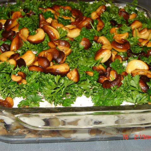 Najlah's Fatteh Shawarma Salad