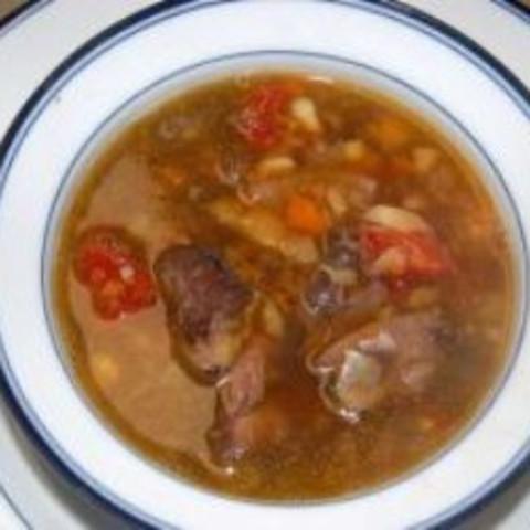 Nautico's Oxtail Soup