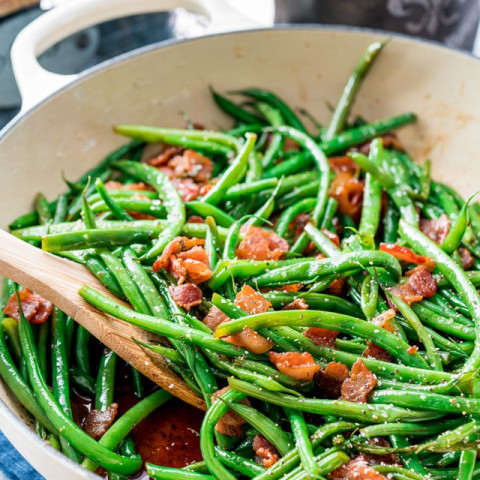Old Fashion Green Beans