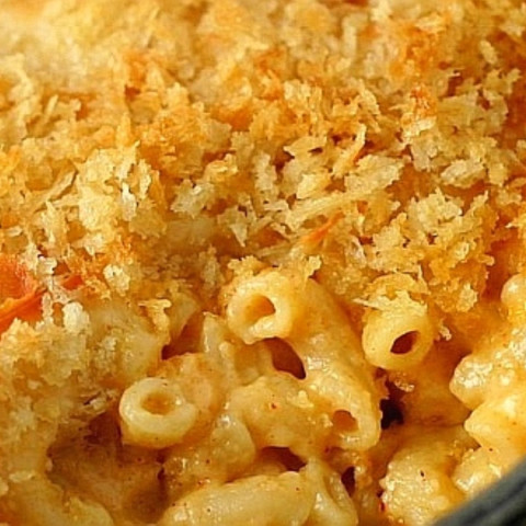 Old-Fashioned Baked Macaroni and Cheese