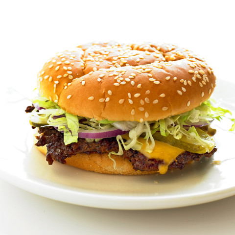 Old-Fashioned Cheeseburgers