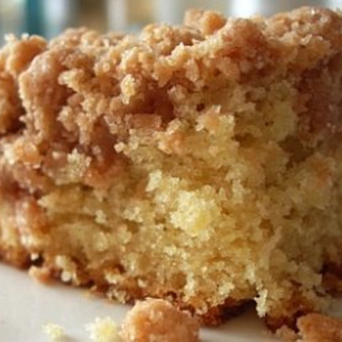 Old-Fashioned Crumb Coffeecake