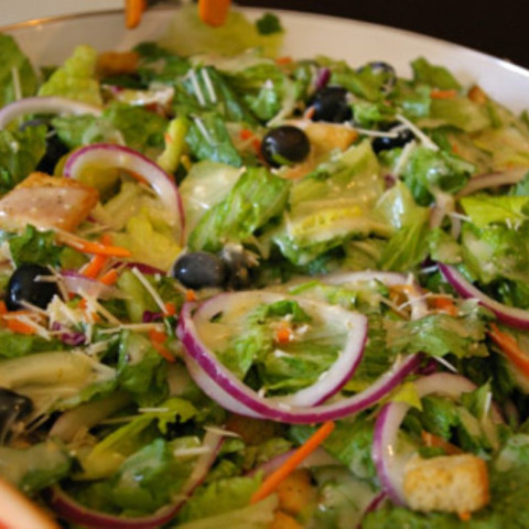 Olive garden salad and dressing for Olive garden salad dressing ingredients