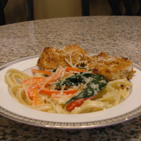 Olive Garden Tuscan Garlic Chicken