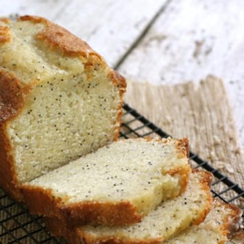 Orange Poppy Seed Tea Bread