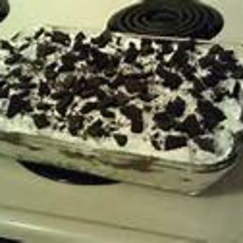 Oreo Cookies Dessert