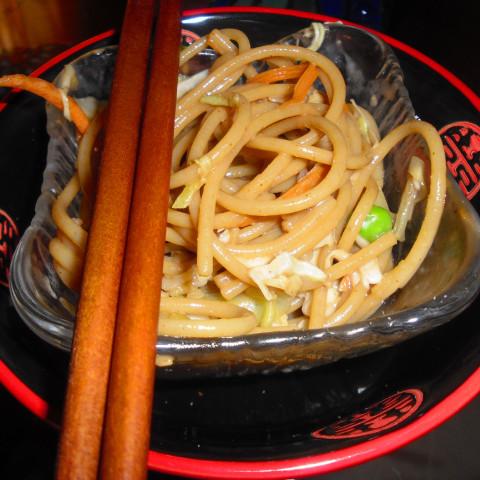 Oriental Ramon Noodle Salad