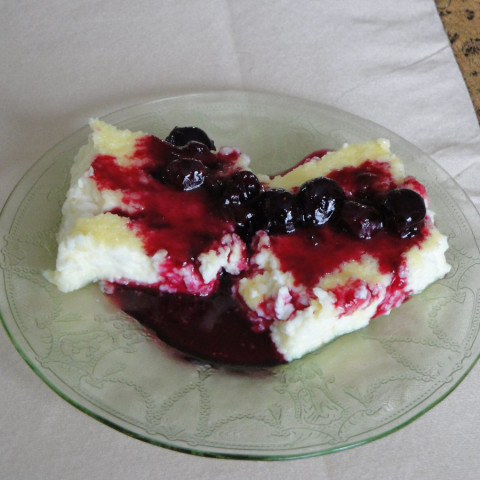Ostakaka (Swedish Cheese Cake)