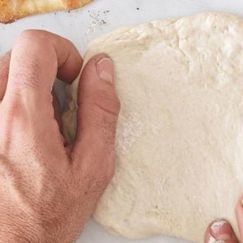 Overnight Pizza Dough