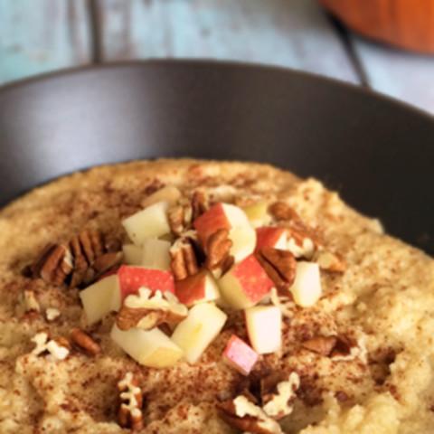 Paleo Pumpkin Pie Porridge