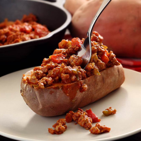 Paleo Sweet Potato Sloppy Joes Recipe