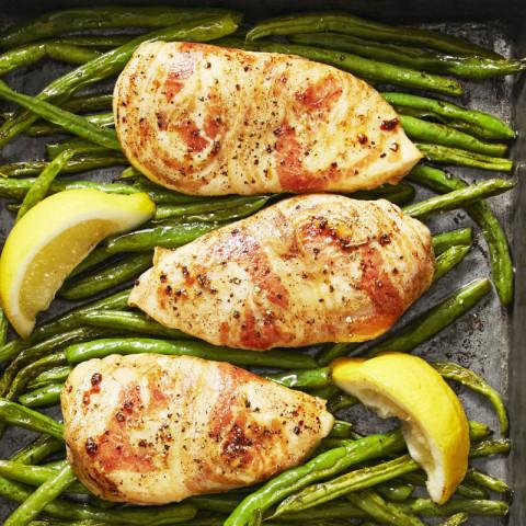 Pancetta Chicken