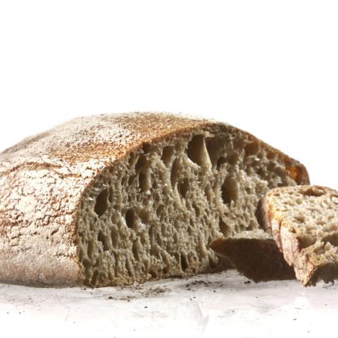 Pane Integrale (Whole-Wheat Bread)