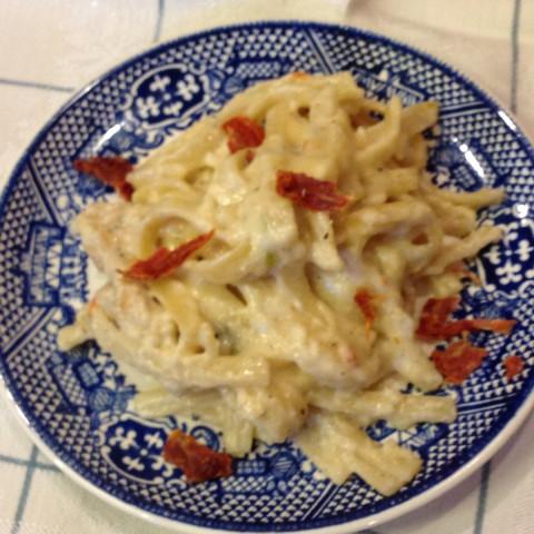 Parmesan Sauce (Super Easy)