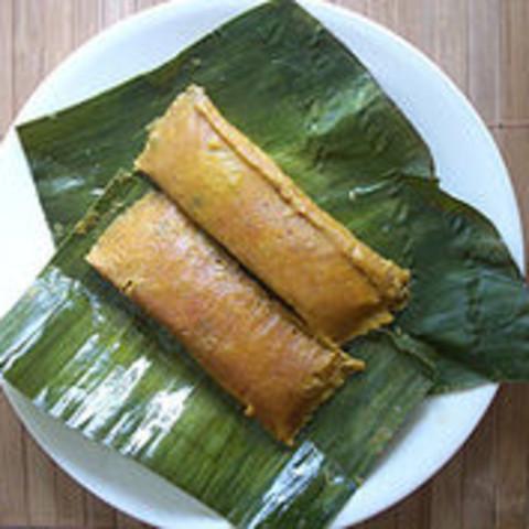 pasteles puerto rican holiday dish - Puerto Rican Christmas Food