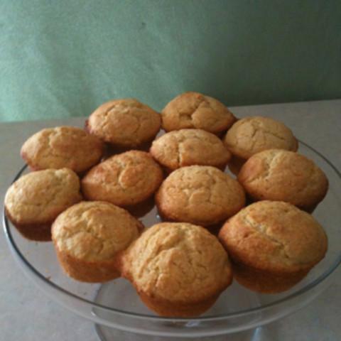 Pastor Bills Sweet Cornbread Muffins