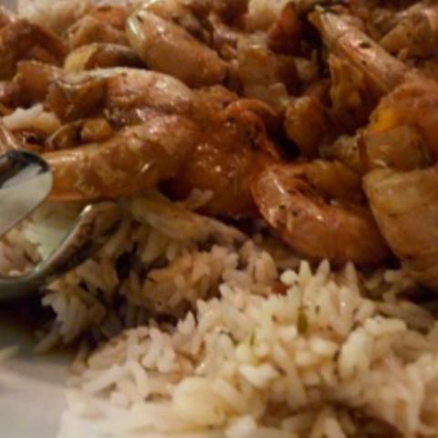Paul's Spicy Cajun Shrimp
