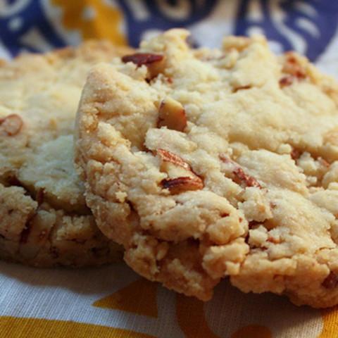 Pecan Shortbread Cookies