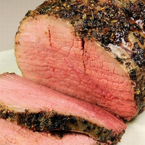Pepper Roast Beef