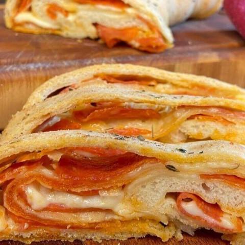 Pepperoni Roll / Pepperoni Bread