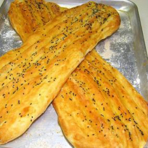 how to eat barbari bread