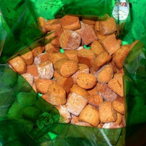 Pfeffernusse (PepperNuts) German Ginger Spice Cookies